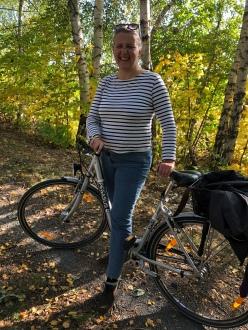 Radfahren in Sachsen ist noch ein Geheimtip