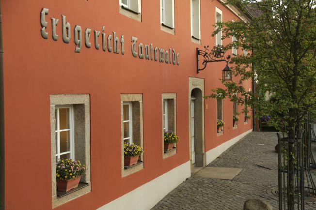 Das Erbgericht in Tautewalde ist ein Hotspot für Geniesser...