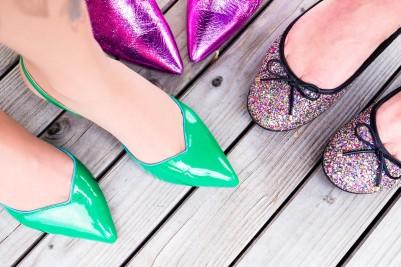 Manche Schuhe sind das Highlight eines Looks