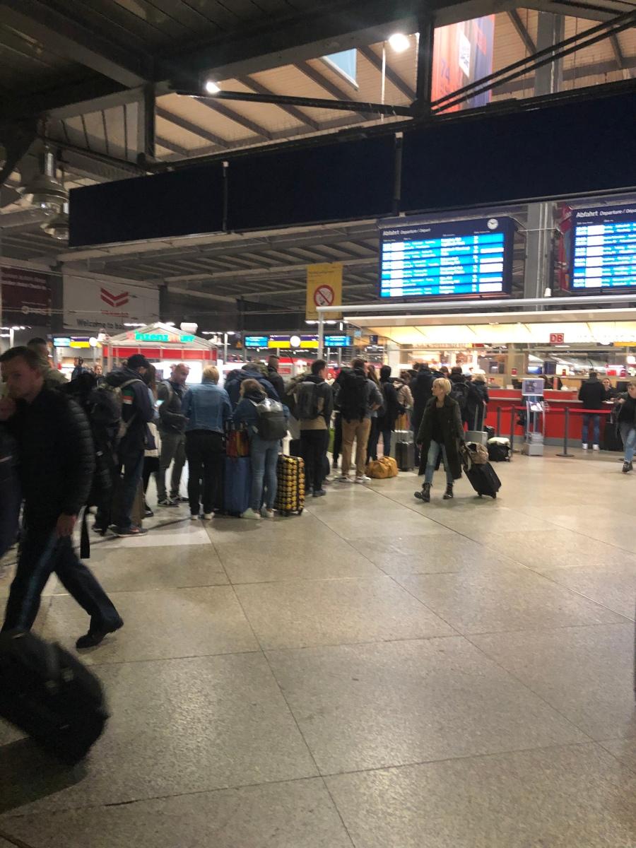 Bahnfahrt zum Abgewöhnen - oder wie die DB ihre Kunden verprellt