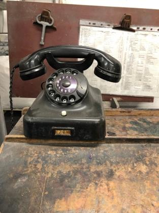 Das Telefon funktioniert noch