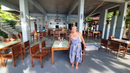 Hippyjumpsuit für 5 Euro vom Markt in Koh Phangan