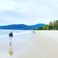 Teil 2: Das Thailand, von dem alle träumen, aber nur wenige finden: Khanom und rosa Delphine
