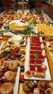 Für Süßschnäbel: Dessertbuffet