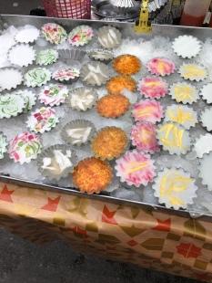Gelee-Süßigkeiten