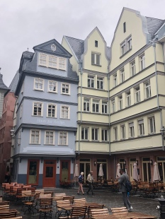 Die neue erstandene Altstadt