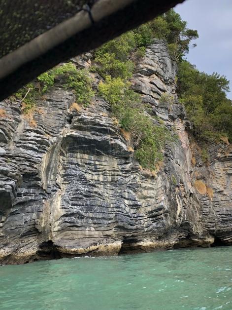 Malerische Küste
